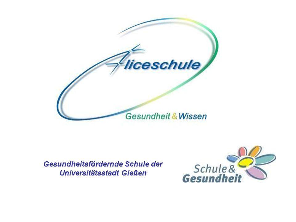 Gesundheitsfördernde Schule der Universitätsstadt Gießen