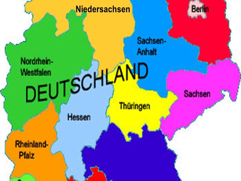 Wo ist Thüringia? Thüringia ist in der mitte Deutschland.