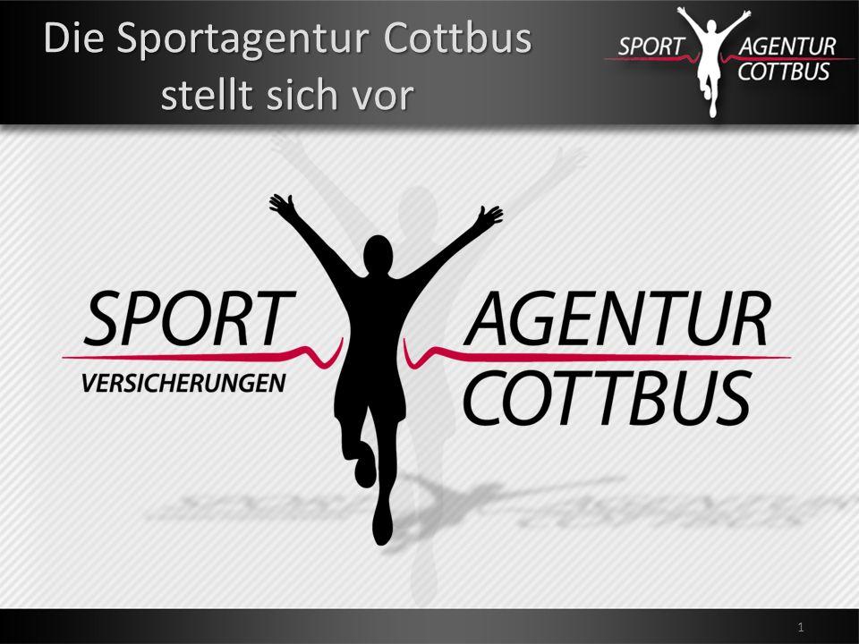 Die Sportagentur Cottbus stellt sich vor 1