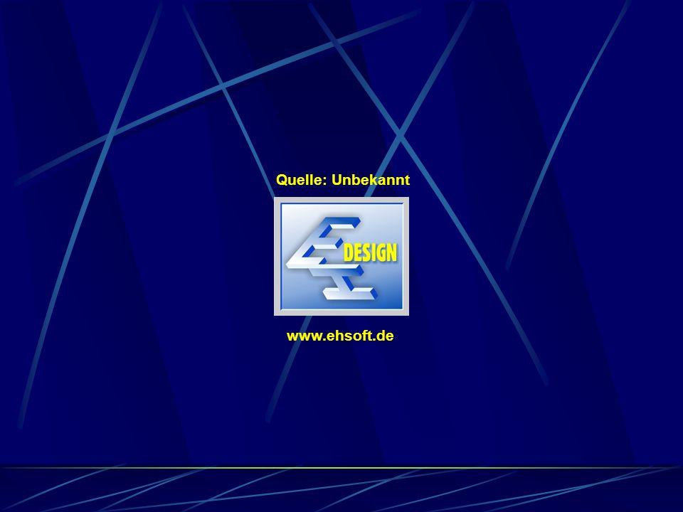 www.ehsoft.de Quelle: Unbekannt