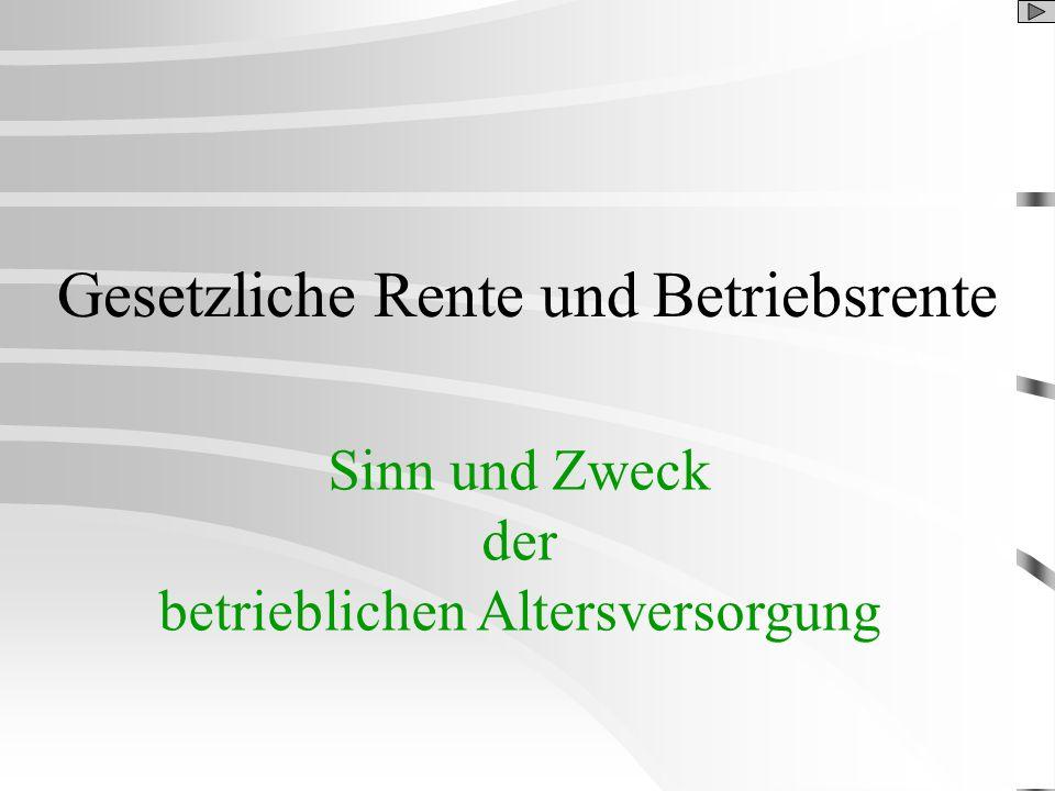 ZVK-Zusatzrente mtl.Beitrag 100 bis zur Vollendung des 65.