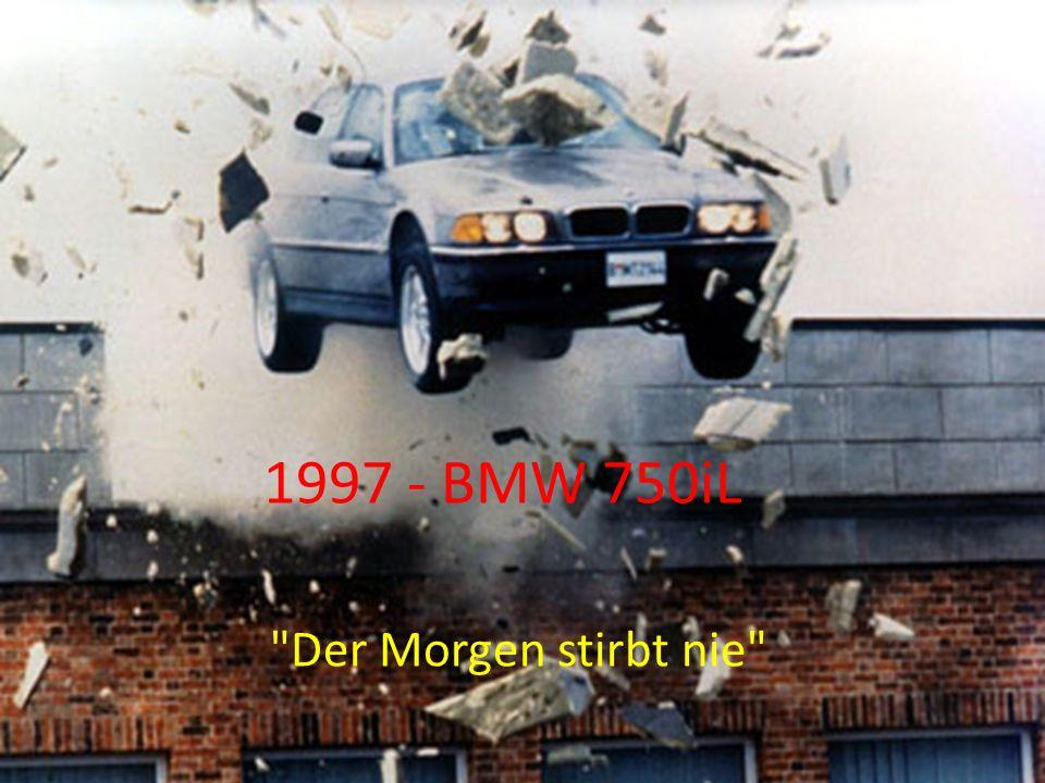 1997 - BMW 750iL