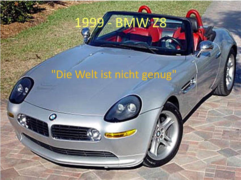 1999 - BMW Z8
