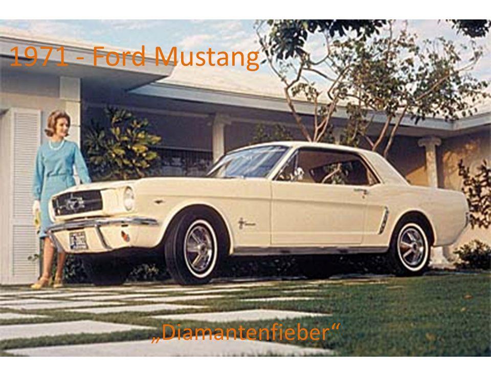 1974 - AMC Hornet Der Mann mit dem Goldenen Kolt