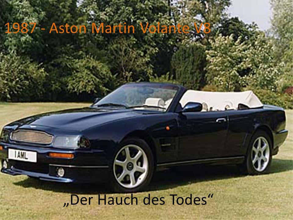 1995 - Aston Martin DB5 Goldeneye