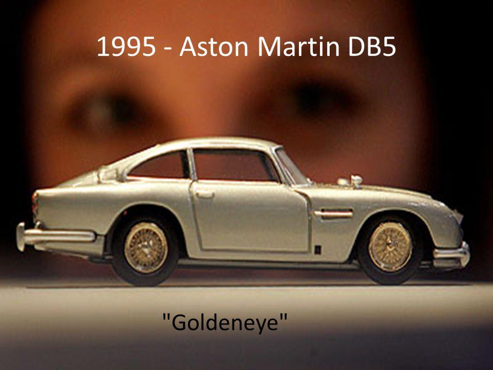 1997 - BMW 750iL Der Morgen stirbt nie