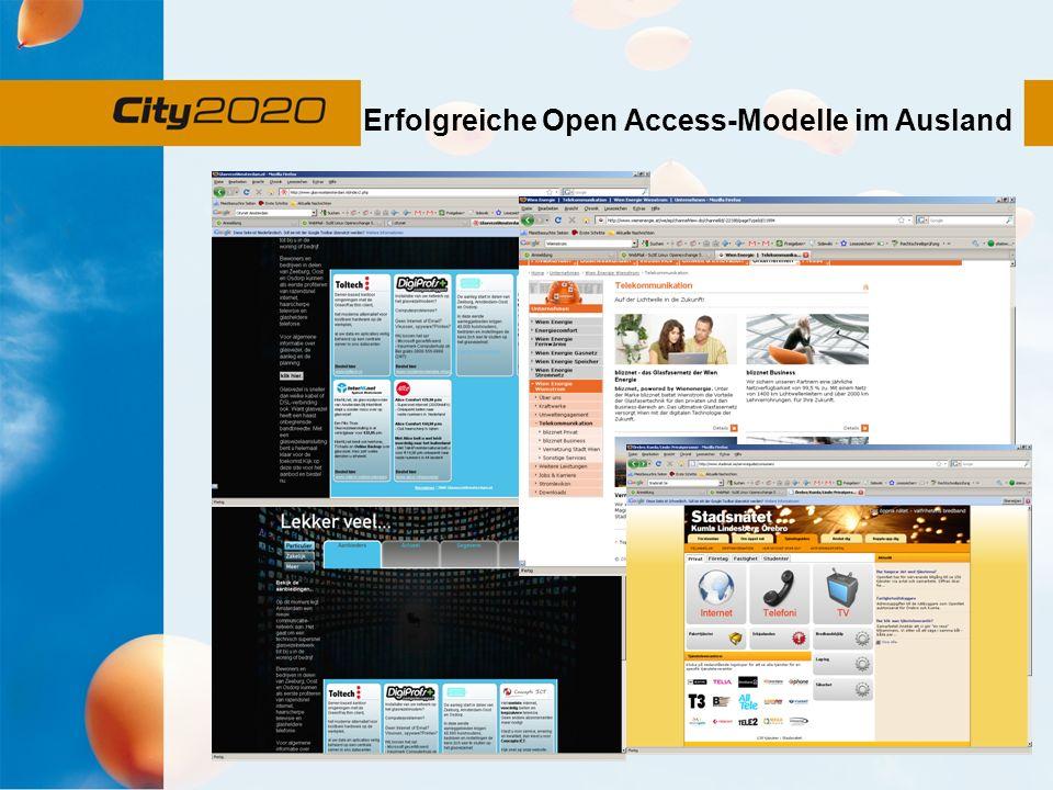 Erfolgreiche Open Access-Modelle im Ausland
