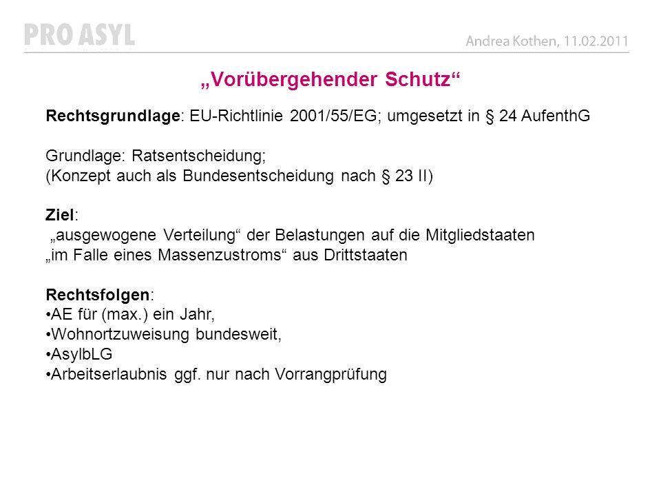 Ende Andrea Kothen www.proasyl.de, ak@proasyl.de