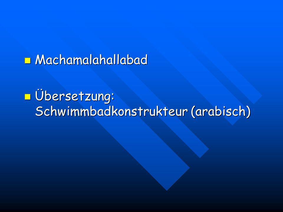 Ahallabadohnedach Ahallabadohnedach Übersetzung: Freibad (arabisch) Übersetzung: Freibad (arabisch)