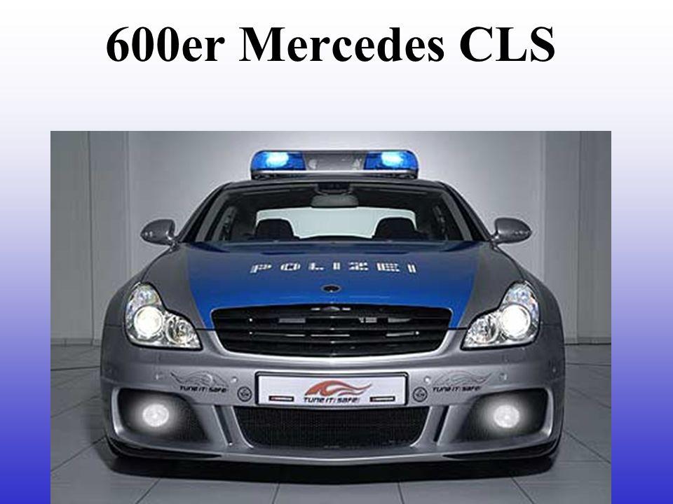 600er Mercedes CLS