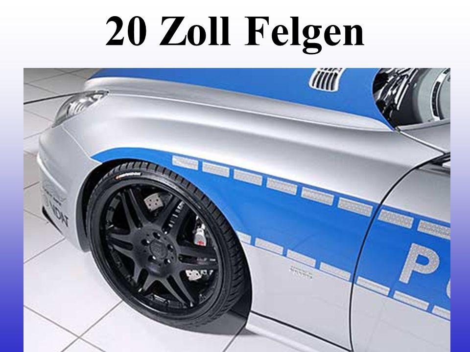 20 Zoll Felgen