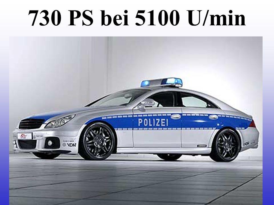 730 PS bei 5100 U/min