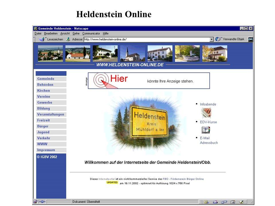 Heldenstein Online