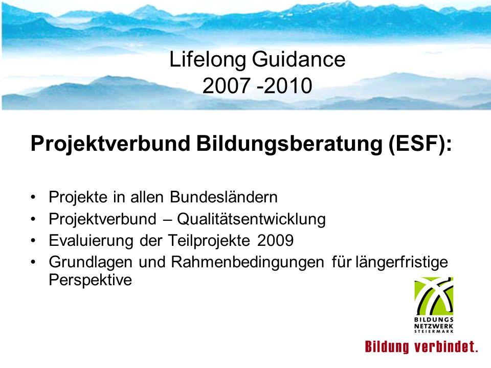 LLG Steiermark Herausforderungen/Widersprüche Weiterer Ausbau der anbieterneutralen Information und Beratung Stadt Graz .