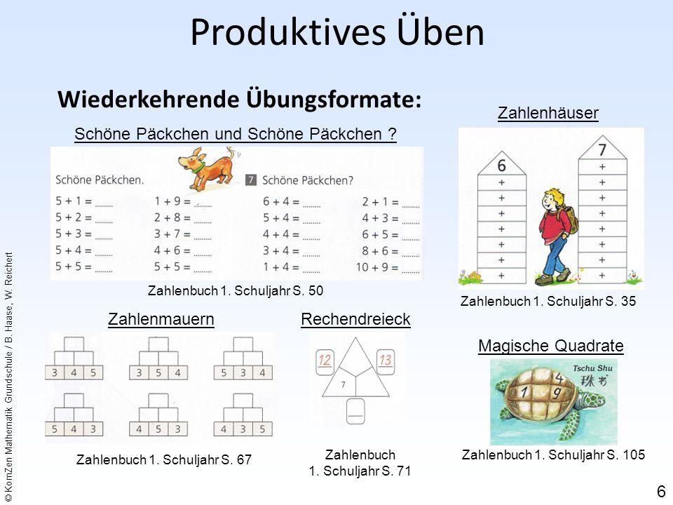 © KomZen Mathematik Grundschule / B.Haase, W.