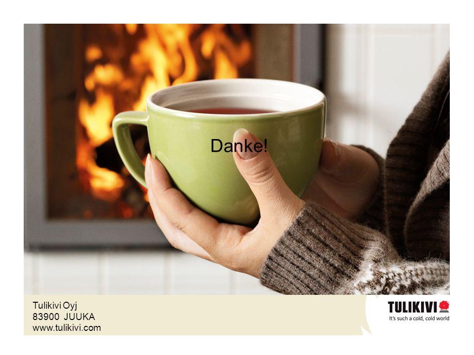 Tulikivi Oyj 83900 JUUKA www.tulikivi.com Danke!