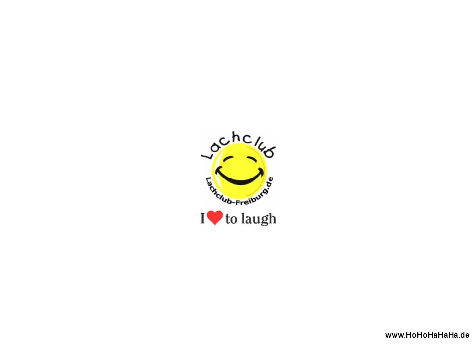 Weißt Du schon... Ein Lächeln ist ansteckend wie eine Grippe. Jemand lacht über etwas herzhaft, und Du beginnst einfach mit zu lachen... Als ich um ei