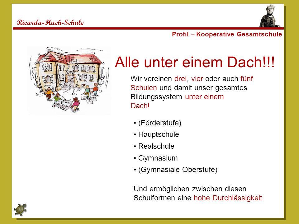 Ricarda-Huch-Schule Die Ricarda – Schulkultur Musik- und Bandprojekte