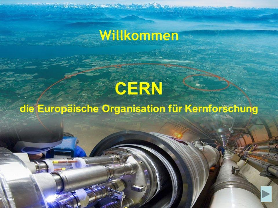 http://ert.cern.ch F. Haug Willkommen CERN die Europäische Organisation für Kernforschung