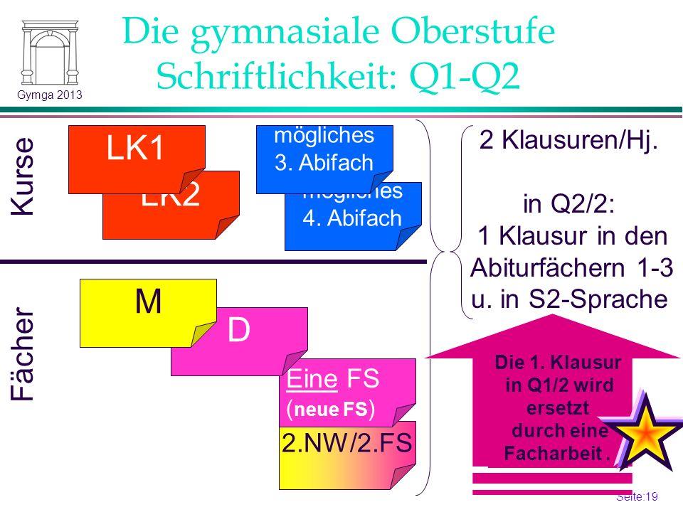 Seite:18 18 Gymga 2013 D S1-Sprache (E/L/F) S2-Sprache 2.