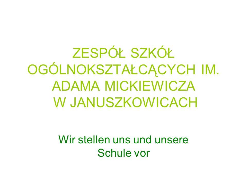 Grundschule und Gymnasium in Januszkowice