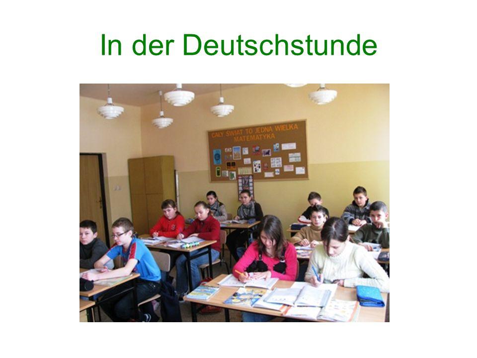 In der Deutschstunde