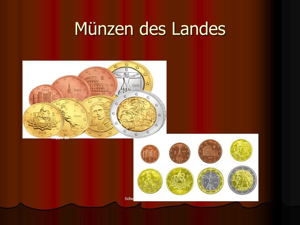 Münzen des Landes Reppa.de Schulmodell.eu