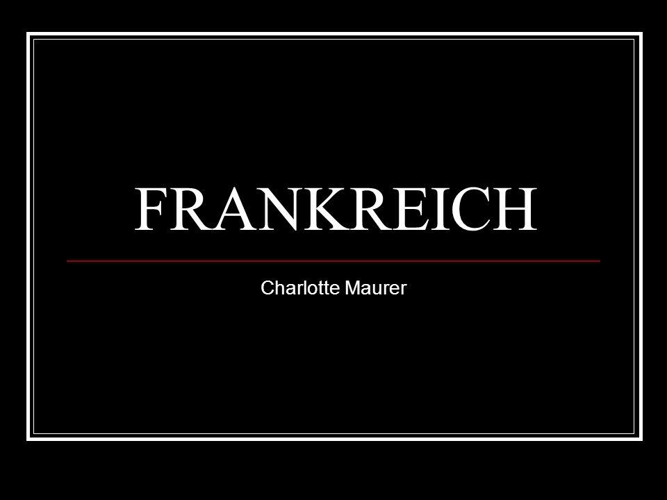 FRANKREICH Charlotte Maurer