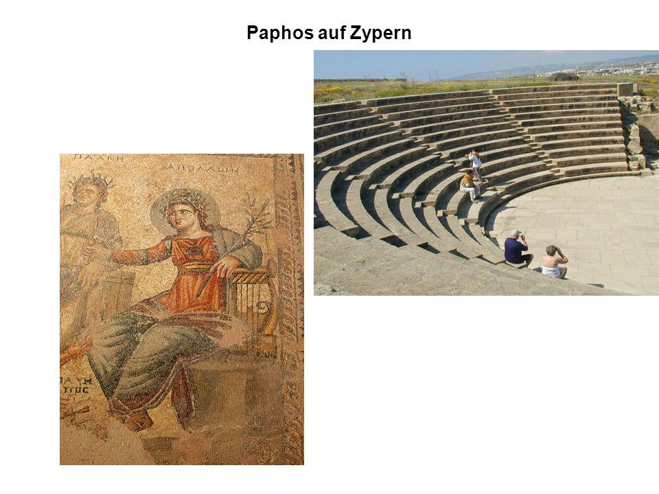 Paphos auf Zypern