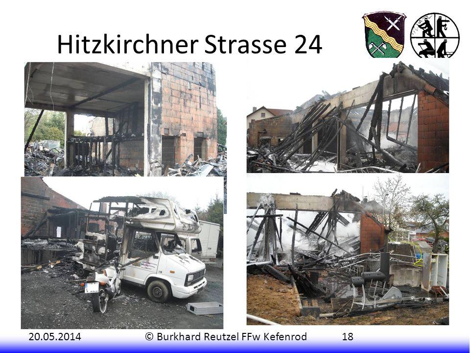20.05.2014© Burkhard Reutzel FFw Kefenrod18 Hitzkirchner Strasse 24