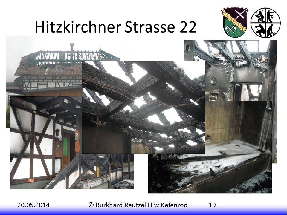 20.05.2014© Burkhard Reutzel FFw Kefenrod19 Hitzkirchner Strasse 22