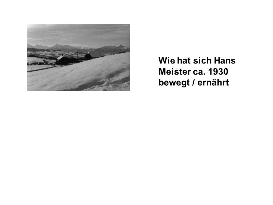 Fallbeispiel Konsultation 2003 K.B., 1954.Metzger, körperl.