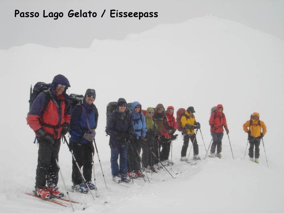 Passo Lago Gelato / Eisseepass