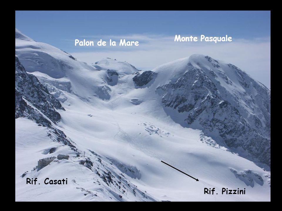 Palon de la Mare Monte Pasquale Rif. Casati Rif. Pizzini
