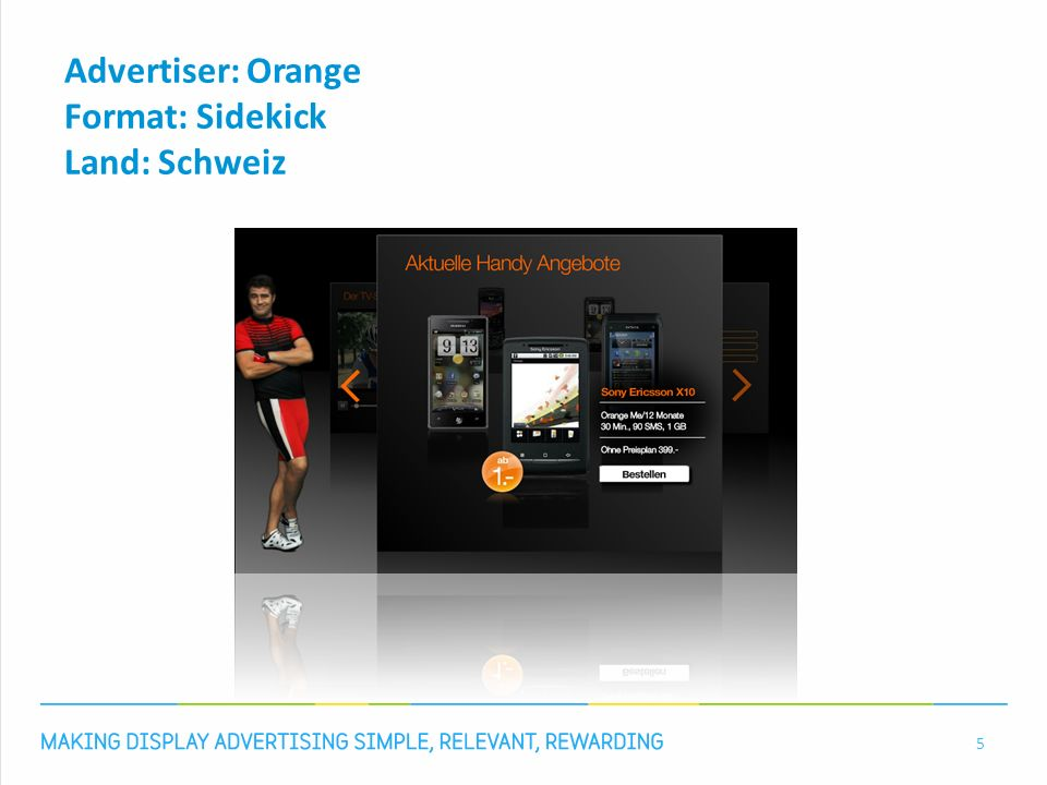 Advertiser: Orange Format: Sidekick Land: Schweiz 5
