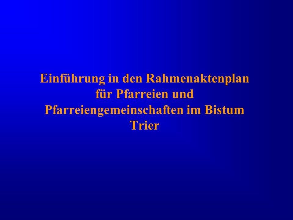 Gliederung 1.Schriftgutverwaltung und Registratur 1.1.