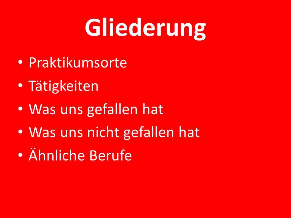 Praktikumsorte Mohammed: Kaisers Tengelmann Beruf : Einzelhandelskaufmann Adresse : Rollbergstr.