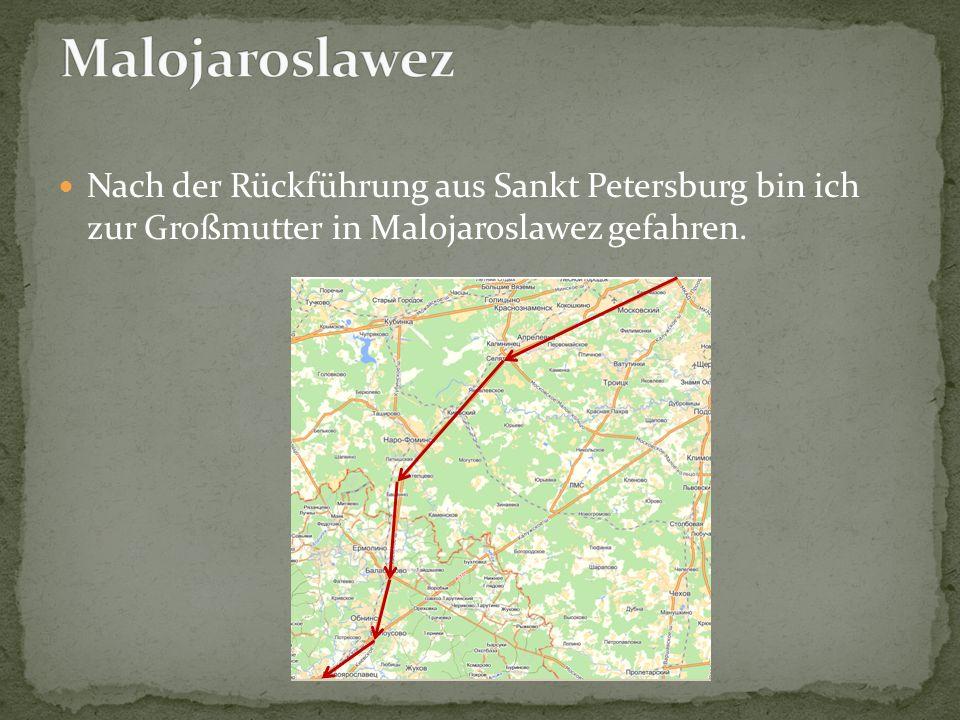 Malojaroslawezbefindet sich in dem Bezirk Kaluga, Russlands.