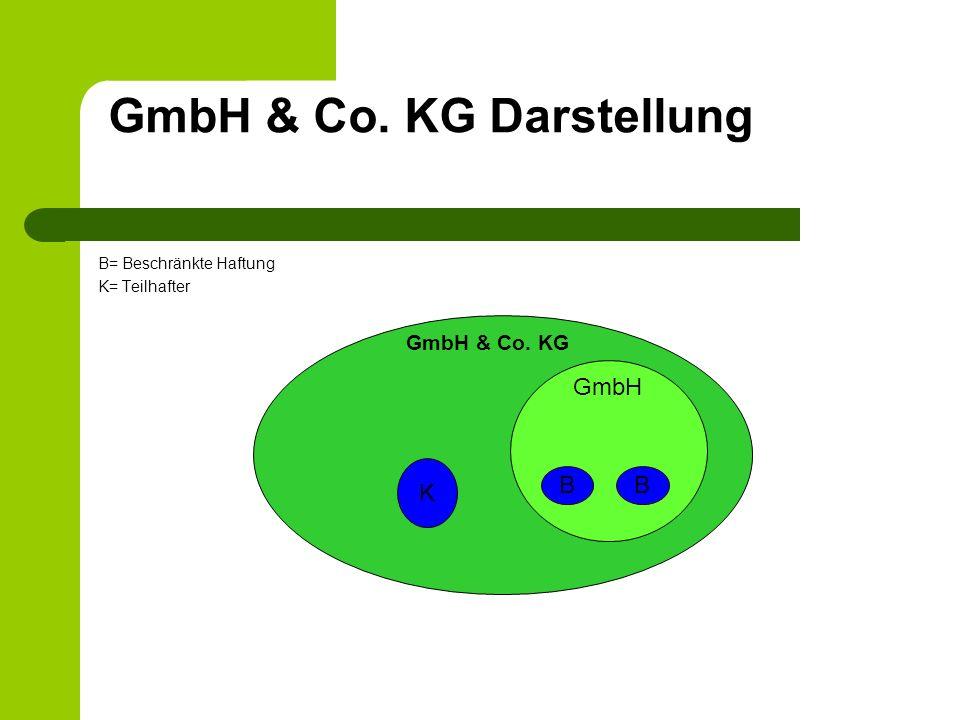 Vorteile einer GmbH & Co.