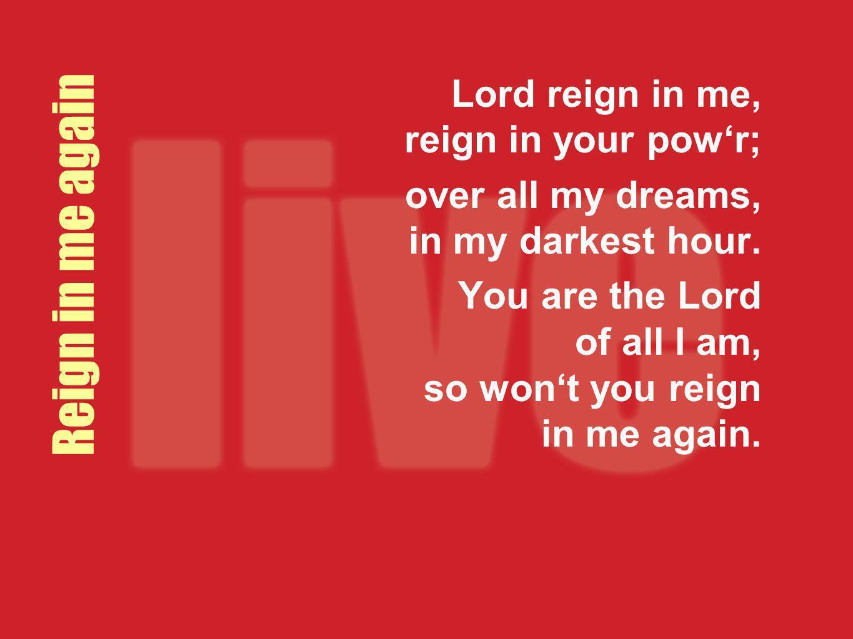 You are holy You are holy, You are mighty, You are worthy, worthy of praise.