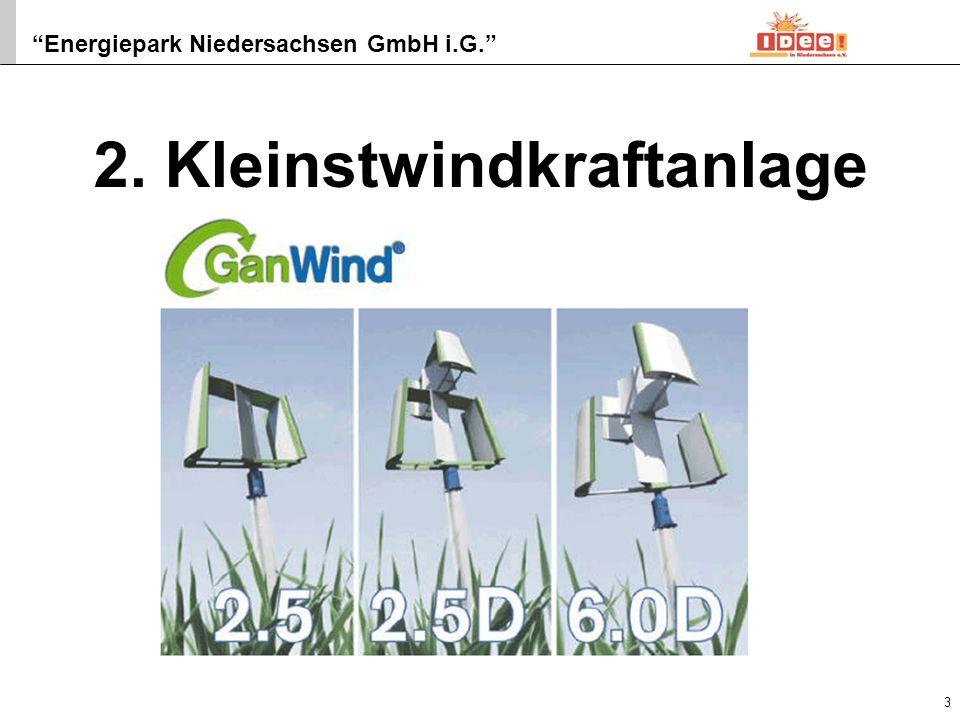 Energiepark Niedersachsen GmbH i.G.