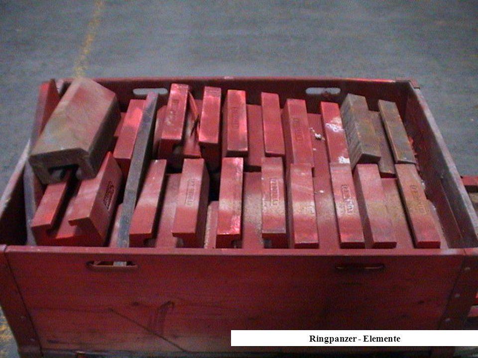 Ringpanzer - Elemente