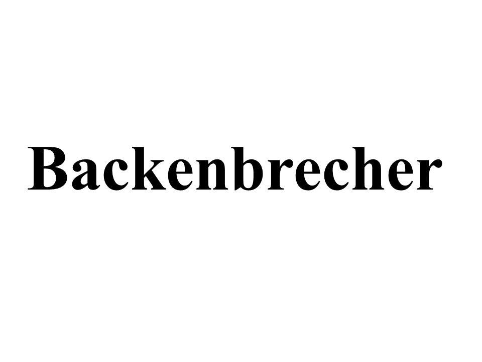 Backenbrecher