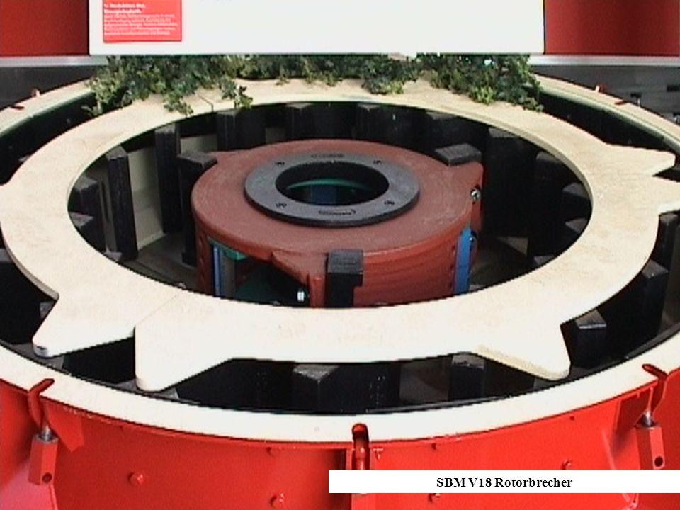 SBM V18 Rotorbrecher