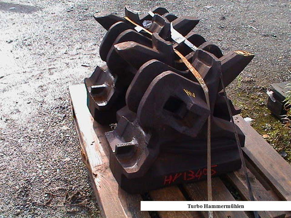 Turbo Hammermühlen