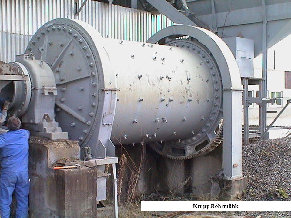 Krupp Rohrmühle