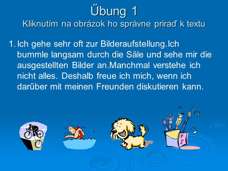 Nemecký jazyk Cvičenia pre ZŠ