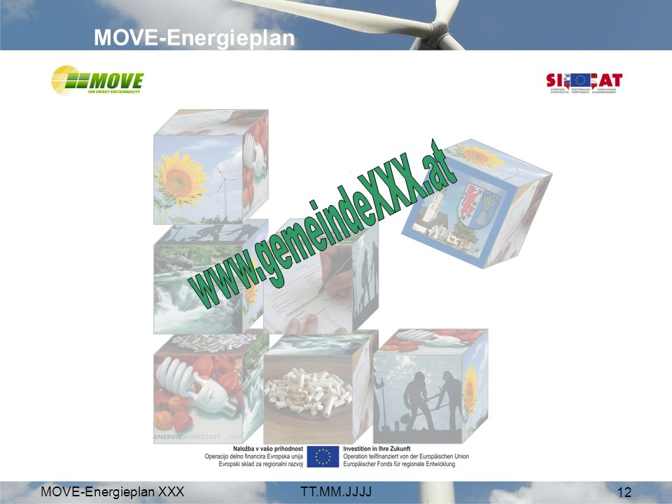 MOVE-Energieplan XXXTT.MM.JJJJ 12 MOVE-Energieplan