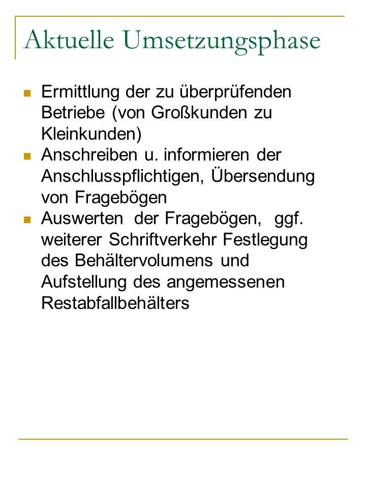 Gründe der diesjährigen Gebührensteigerung Aha ist öffentlich-rechtlicher Entsorgungsträger in der Region Hannover Die Aufgaben der Abfallentsorgung werden über Gebühreneinnahmen gedeckt Eine Ende des letzten Jahres durchgeführte Gebührenkalkulation hat ergeben, dass die Kosten der Müllabfuhr in den kommenden zwei Jahren um ca.19 Mio Euro/Jahr ansteigen.