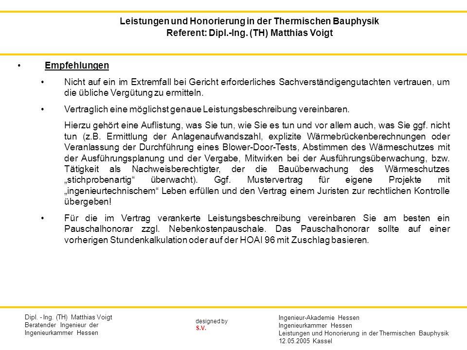 designed by S.V.3.1.Mindestsatzfiktion der HOAI § 4, Abs.